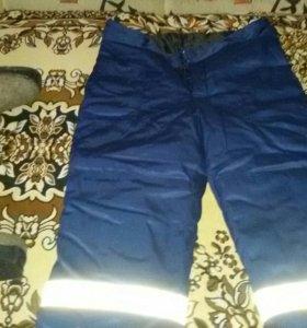 Валенки и ватные штаны