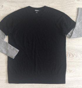 Брендовый свитер Dkny, оригинал