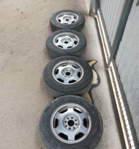 Диски R13 с шинами