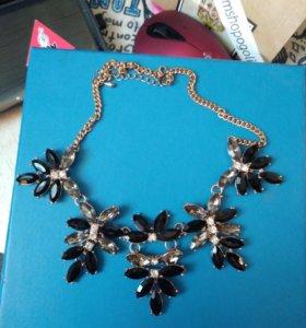 Ожерелье, украшение, колье, бижутерия