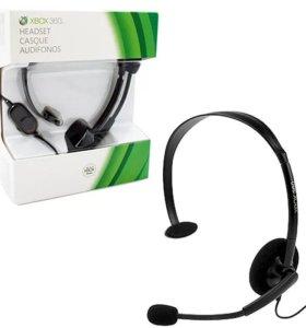Новая оригинальная Гарнитура приставки Xbox360 ONE