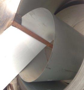 Оцинкованная сталь в рулоне (штрипс)