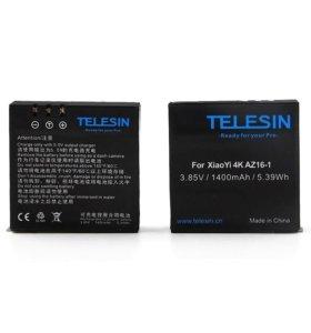 Аккумулятор для экшн-камеры xiaomi IY 4K