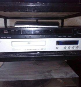 Pioneer Dvd player dv-400v