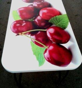 Продам столы с фотопечатью