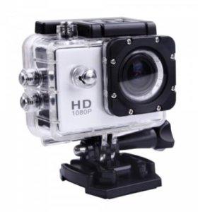 ЭКШН-Камера SPORT CAM, Full HD 1080
