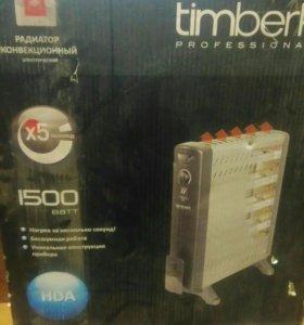 Электрический конвектор 1500 Вт