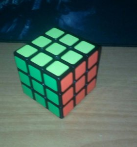 Кубик рубик 3 на 3 ( moffang)