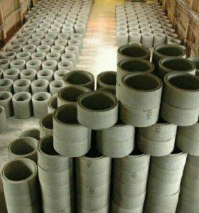Кольца бетонные для колодцев и септиков.