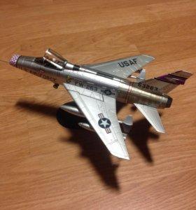 самолёт Super Seiber(Супер Сейб