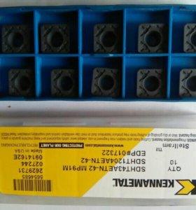 Пластины четырехграные для фрезер.станка СМФ90
