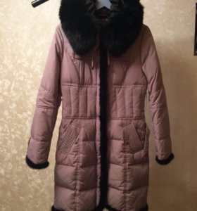 Пальто зимнее 44р.