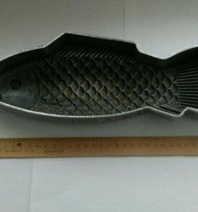 Форма для выпечки Рыба