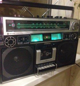 Victor JVC RC-838 магнитофон из 70-х