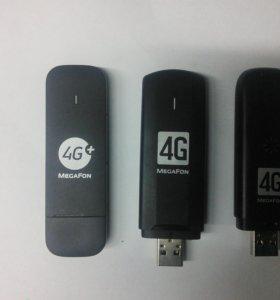 4G модем разлочен под всех операторов б/у