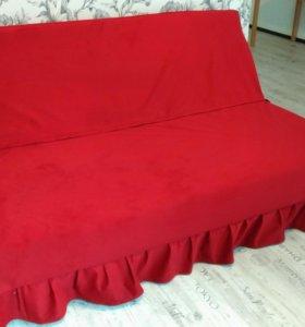 Чехол для дивана бединге