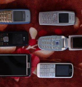 телефоныи фотоопарат на запчасти