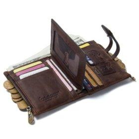Мужской бумажник, портмоне