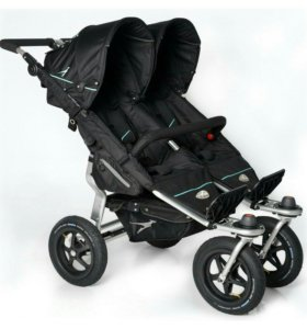Новая коляска для двойни TFK Twin Adventure