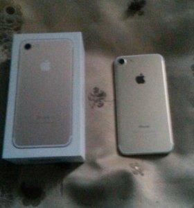 Iphone 7 (32 Gb, gold)
