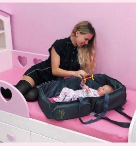 Сумка-трансформер для мам и малышей + акция!