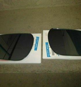 Новый зеркальный элемент Mazda 3 03-09 bk правый
