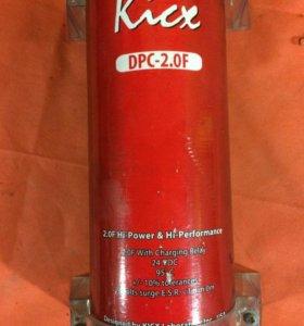 Конденсатор Kicx DPC-2.0F