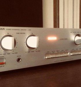 Винтажный стереоусилитель Luxman l-200 Япония
