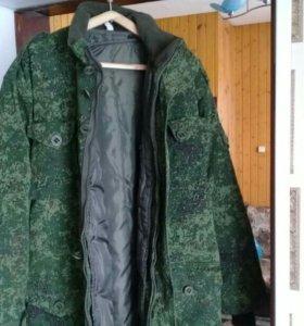 Куртка защитная утепленная размер 50-52