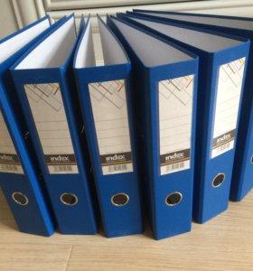 Папки для документов новые