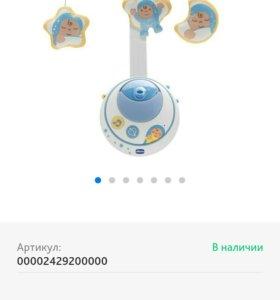 Мобиль музыкальны Чикко