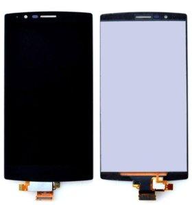 Дисплей для LG H818 G4 + тачскрин в рамке ORIG