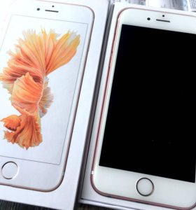 iPhone 6s, оригинал, Ростест