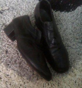 Туфли танцевальные мужские