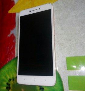 Телефон Сяоми (Xiaomi Redmi 4A)
