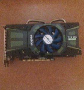 Видеокарта GeForce GTX650