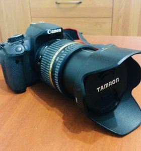 Canon 650d tamron 17-50 mm