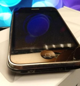 iPhone 3GS 16GB чёрный