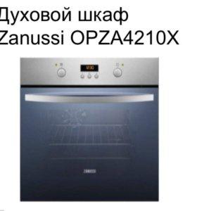 Духовой шкаф zanussi opza4210x
