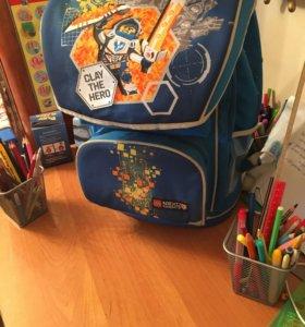 Рюкзак школьный LEGO NEXO KNIGHTS