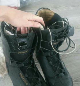 Ботинки Atom сноубордические для сноуборда