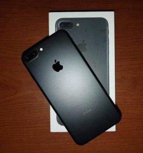 iPhone 7 Plus 128 black mate