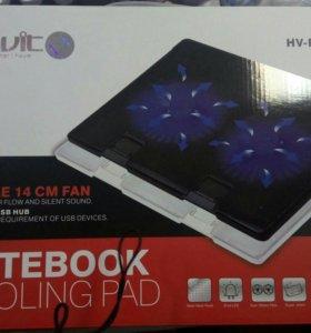 Подставка для охлаждения ноутбука HAVIT HV-F2029