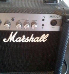 усилитель MARSHALL MG10CF-E COMBO