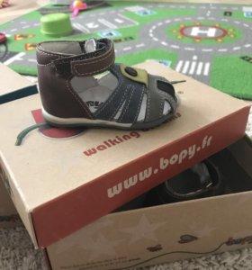 Ботиночки и сандалики