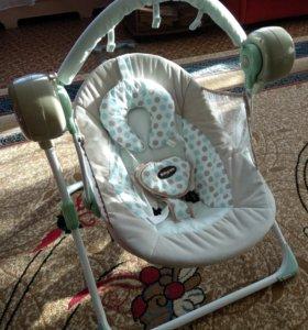 Электрокачель babycare