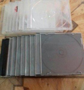 Для хранения дисков. 15 шт.