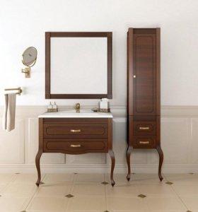Мебель для ванной комнаты Коллекция Фреско