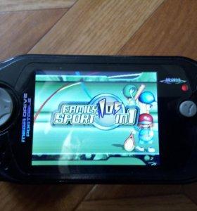 Игровая приставка Mega Drive Portable