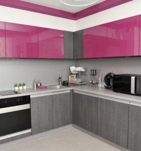 Кухня Стиль большого города арт: 50739